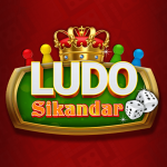In Ludo Sikandar you can earn money by playing 24*7 Ludo games